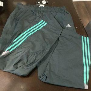 adidas Pants - NWT Adidas Nylon wind pants